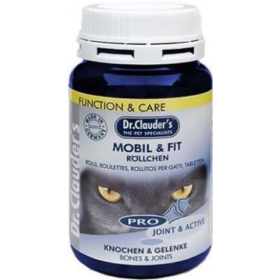 купити Dr.Clauder's Cat Mobil & Fit Gelenk таблетки для суглобів і зв'язок в Одеси