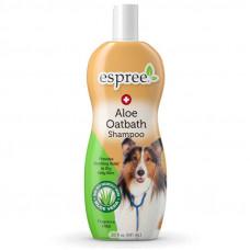 Espree (Еспрі) Aloe Oatbath Medicated Shampoo Шампунь з протеїнами вівса і алое для собак
