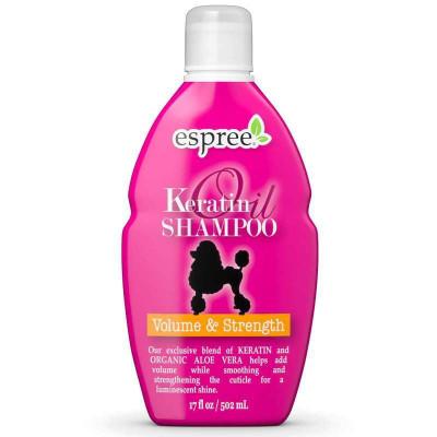 купити Espree (Еспрі) Keratin Oil Shampoo Зміцнення та відновлення. Шампунь з кератиновим маслом для собак в Одеси