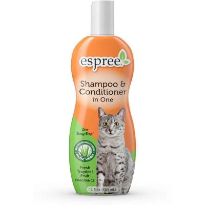 купити Espree (Еспрі) Shampoo and Conditioner in One for Cats Шампунь і кондиціонер 2в1 для кішок в Одеси