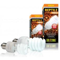 Exo Terra Компактна люмінесцентна лампа «Reptile UVB 150» для опромінення променями УФ-В спектра