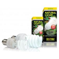 Exo Terra Компактна люмінесцентна лампа «Natural Light» для опромінення променями УФ-В спектра E27