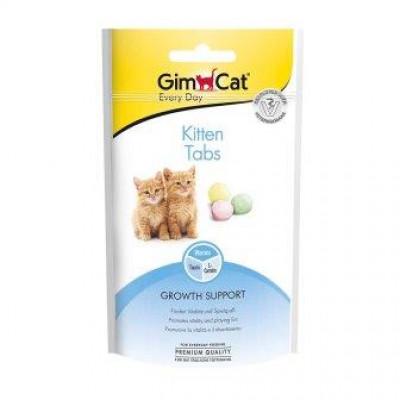 купити GimCat Every Day Kitten Tabs Вітаміни для кошенят 60 г в Одеси
