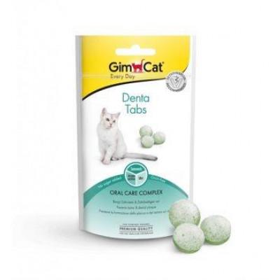 купити GimCat Every Day Dental Таблетки для улучшения состояния зубов для котов 40 г в Одеси