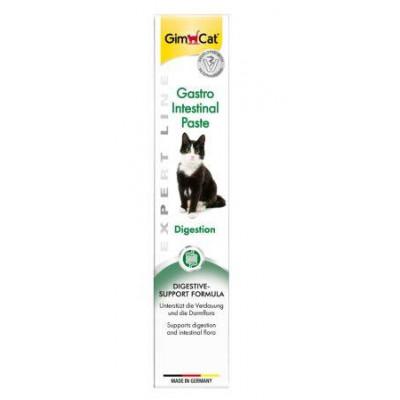купити GimCat Expert Line Gastro Intestinal Paste Паста для шлунку та кішківника у котів 50 г в Одеси