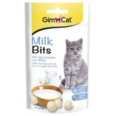 купити GimCat Milk Bits Вітамінізовані ласощі з молоком для кішок в Одеси
