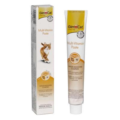 купити GimCat Multi-Vitamin Paste Мультивитаминная паста для кошек в Одеси