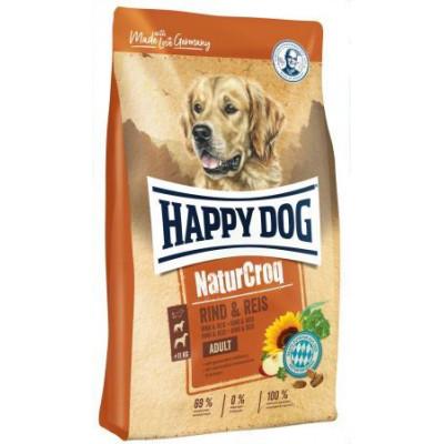 Happy Dog Premium - NaturCroq с говядиной и рисом