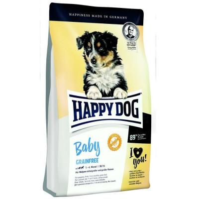 купити Happy Dog Supreme Baby Grainfree беззерновий з картоплею і птицею для цуценят всіх порід з чутливим травленням в Одеси
