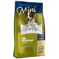 Happy Dog Mini Neuseeland для собак дрібних порід з чутливим травленням з ягням та рисом