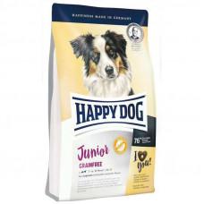 Happy Dog Junior Grainfree беззерновой з картоплею і птицею для собак з чутливим травленням з 7-ми місяців
