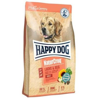 купити Happy Dog Naturcroq Lachs & Reis для дорослих собак всіх порід з лососем та рисом в Одеси