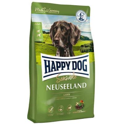 купити Happy Dog Sensible Neuseeland для дорослих собак з чутливим травленням з ягням та рисом в Одеси