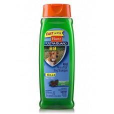 Hartz Ultra Guard Rid Flea & Tick Fresh Scent Шампунь для собак від бліх та кліщів з хвойним ароматом