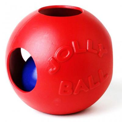 купити Jolly Pets Teaser Ball Тизер Болл Іграшка для собак М'яч подвійний в Одеси