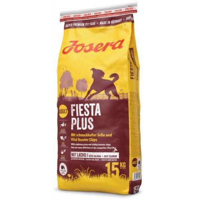 Josera  (Йозера) Fiesta Plus корм для вибагливих собак зі смачним соусом
