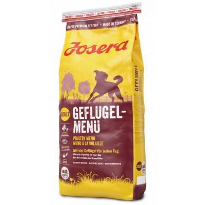 Josera (Йозера) Geflugel-Menu з великим вмістом мяса птиці