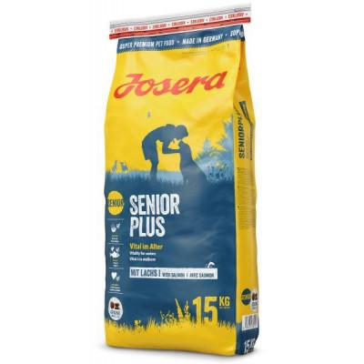 Josera (Йозера) SeniorPlus корм для підтримки життєздатності для літніх собак