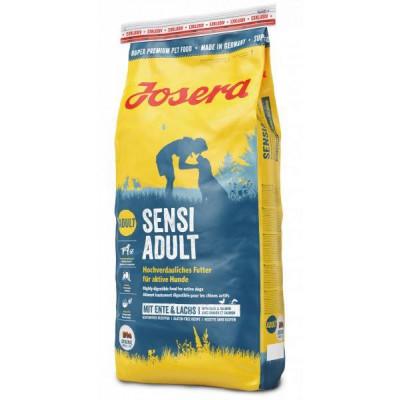 Josera (Йозера) SensiAdult легкозасвоюваний корм для активних собак