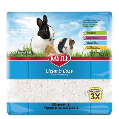 купити Kaytee Clean & Cozy White підстилка для гризунів з целюлози в Одеси