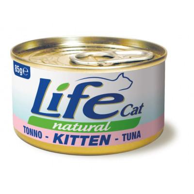 купити LIFECAT Для кошенят Тунець в Одеси