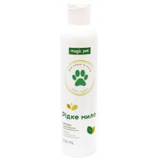 Magic Pet Мыло жидкое антибактериальное для мытья лап собак, 200мл