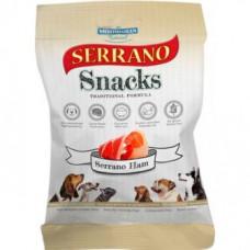 Serrano Snacks Ласощі для собак Хамон 100г