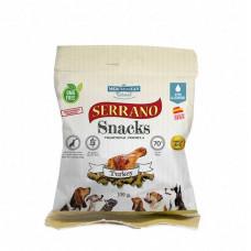 Serrano Snacks Ласощі для собак індичка 100 гр