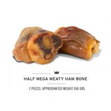 Serrano Ham Bones Хамон м'ясна кістка для великих собак 550 гр