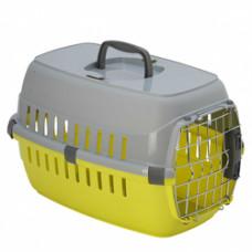 Moderna Road Runner МОДЕРНА РОУД-РАННЕР 1 переноска для собак і котів з металевими дверима, 49х32х30см
