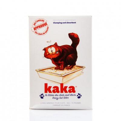 купити КАКА Бентонітовий наповнювач, що  грудкується для котячого туалету, 5 кг в Одеси