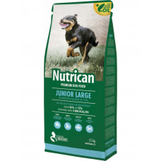 NUTRICAN JUNIOR LARGE для цуценят великих порід