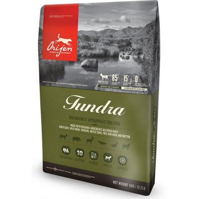 ORIJEN Tundra Dog корм для дорослих собак всіх порід на всіх стадіях життя