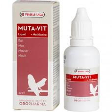 Oropharma Muta-Vit Liquid Рідкі вітаміни для оперення птахів, 30 мл
