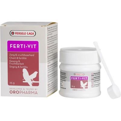 купити Oropharma Ferti-Vit Вітаміни для розмноження птахів, 25 г в Одеси