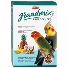PADOVAN GRANDMIX Parrochetti корм для середніх папуг