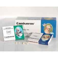 Bioveta Caniverm Каниверм Антигельмінтик широкого спектру дії для собак та котів (1 таблетка)