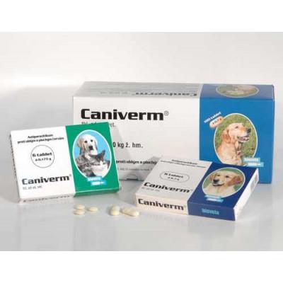 купити Caniverm (Каниверм) - таблетки от глистов  для кошек и собак (0,7 г) в Одеси