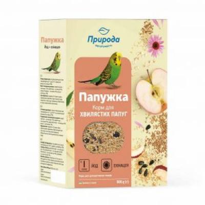 купити Корм Природа «ПАПУЖКА. ЮНІОР» для хвилястих папуг 500 гр в Одеси
