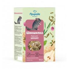 Корм Природа «ШИНШИЛКА» для шиншил, 500 гр