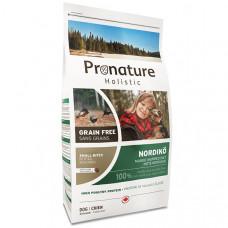 Pronature Holistic (Пронатюр Холістік) Nordikо Small Bites індичка з ягодами корм для собак міні і малих порід