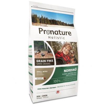 купити Pronature Holistic (Пронатюр Холістік) Nordikо Small Bites індичка з ягодами корм для собак міні і малих порід в Одеси