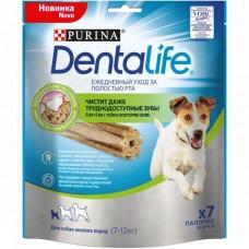 Purina DentaLife Small Ласощі для собак дрібних порід 7* 115