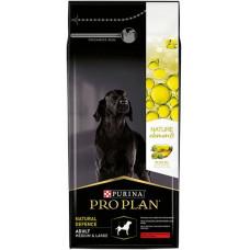 Pro Plan Nature Elements для собак середніх і великих порід з чутливою шкірою, яловичина/оливкова олія