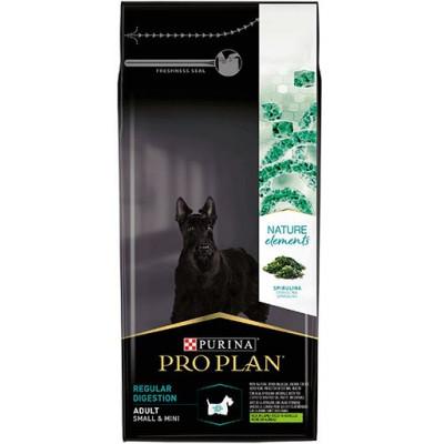 купити Pro Plan Nature Elements для собак дрібних порід з чутливим травленням, ягня / спіруліна в Одеси