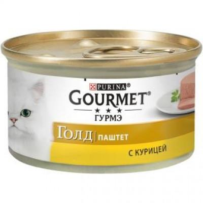 купити Gourmet Gold (Гурме голд) паштет с курицей, 85г в Одеси