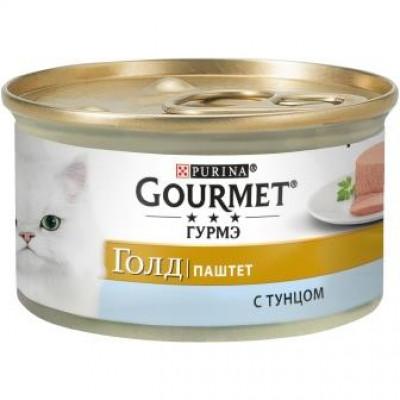 купити Gourmet Gold (Гурме Голд) паштет с тунцом, 85г в Одеси