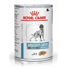 Royal Canin DOG Sensitivity Control Duck лікувальна дієта з качкою та рисом при харчовій алегрії та непереносимості