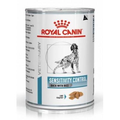 Royal Canin Sensitivity Control с уткой и рисом, при пищевой аллергии