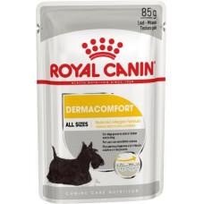 Royal Canin DERMACOMFORT Влажный корм для собак разных размеров с чувствительной и склонной к раздражениям кожей
